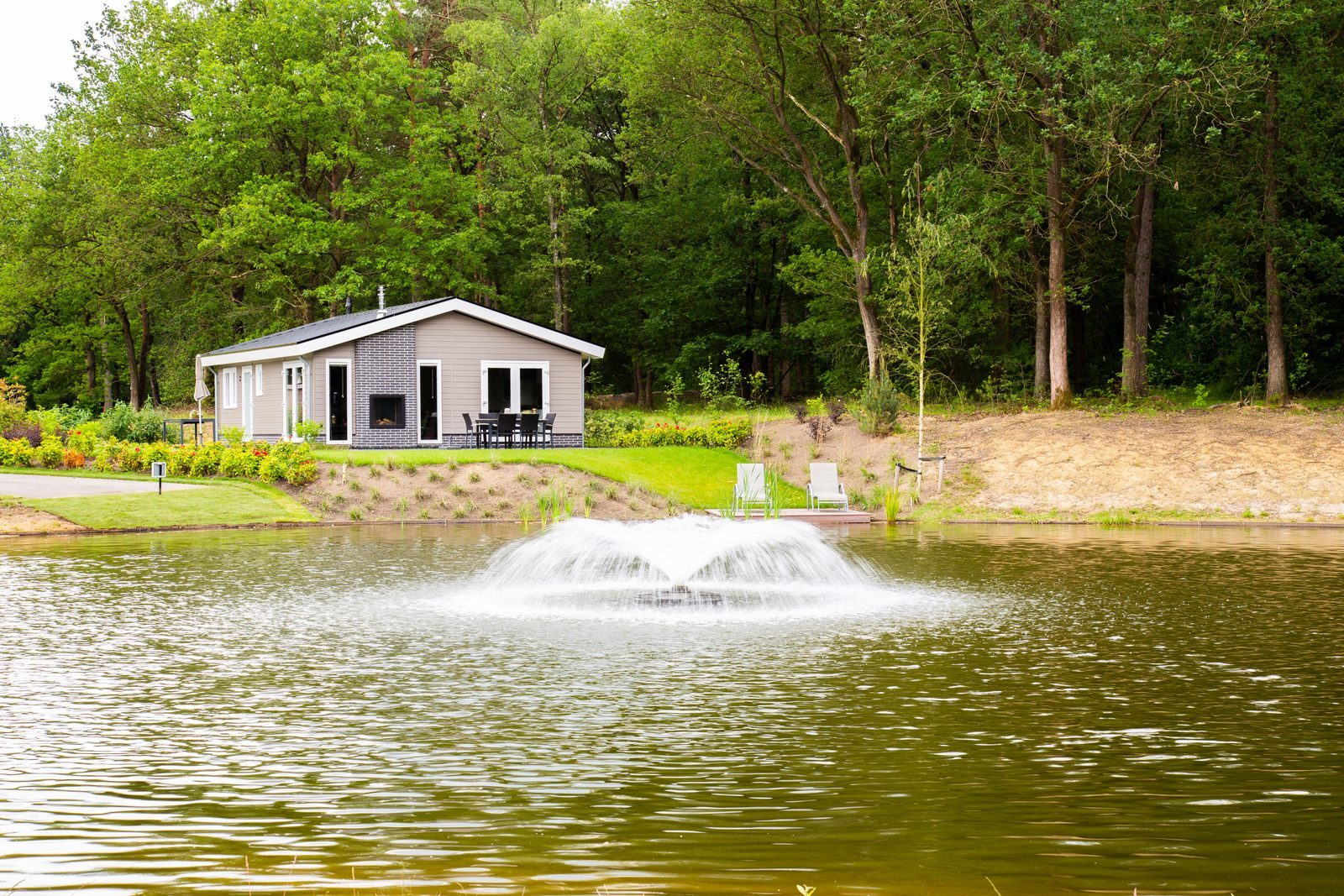 Discover our newest holiday park at the Veluwe.