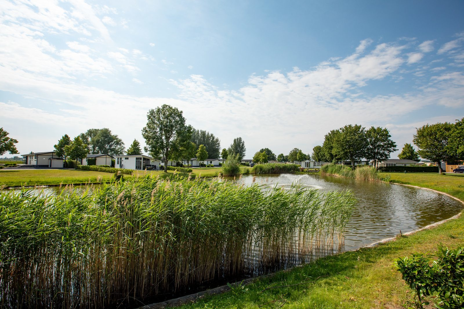 Video of the park Recreational park het Esmeer