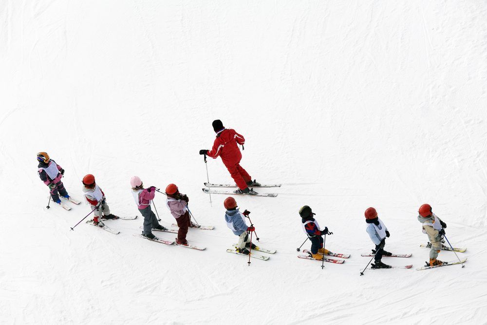 Swiss Ski en Snowboard School