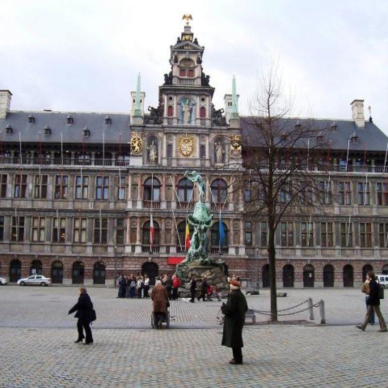 Omgeving Antwerpen