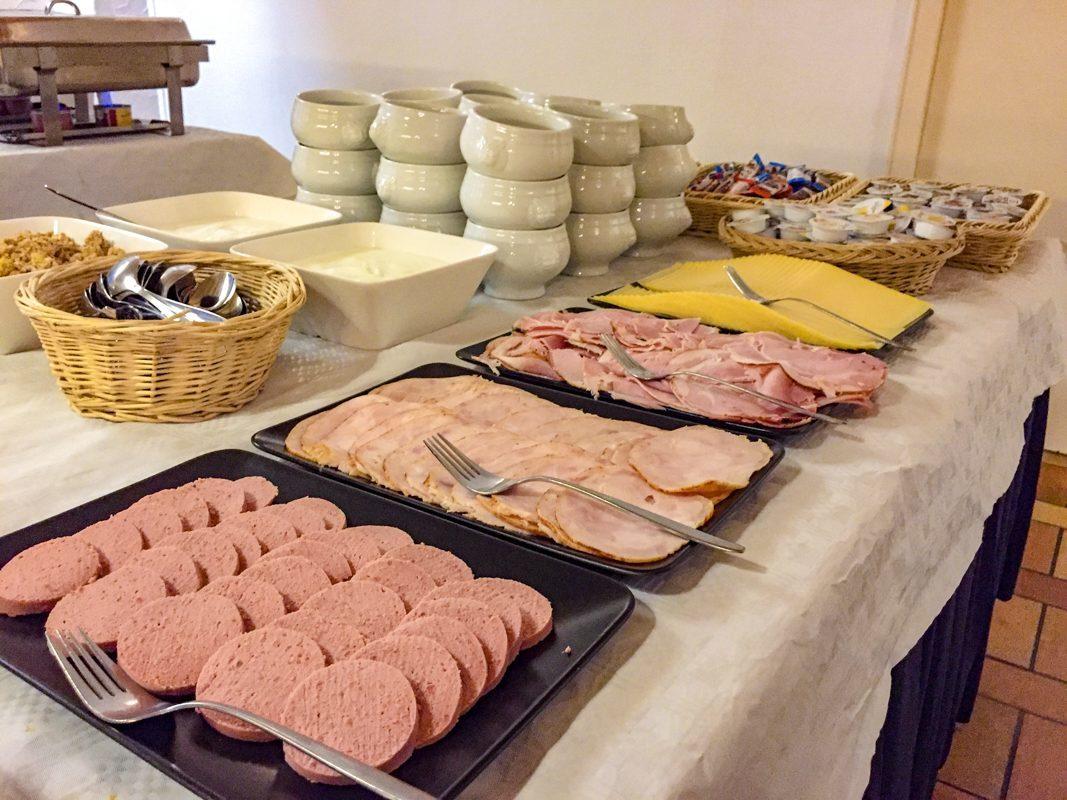groepen Walsdorf diner
