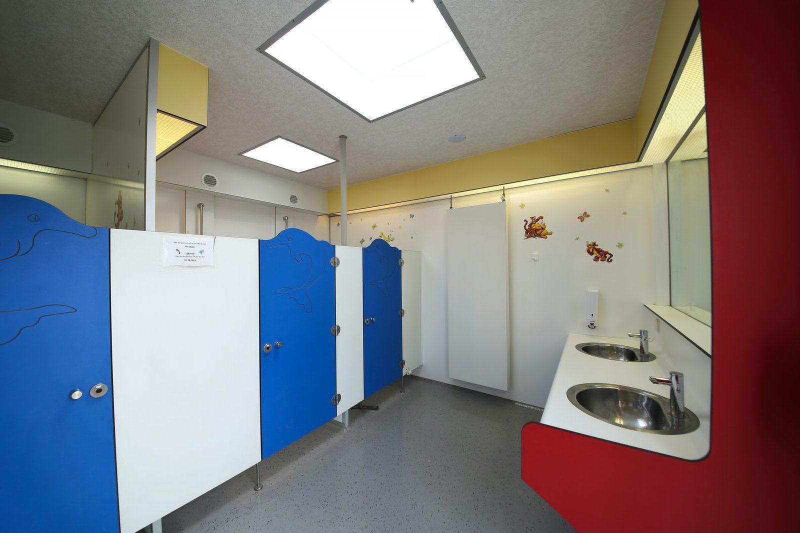 Sanitairgebouw Petite Suisse