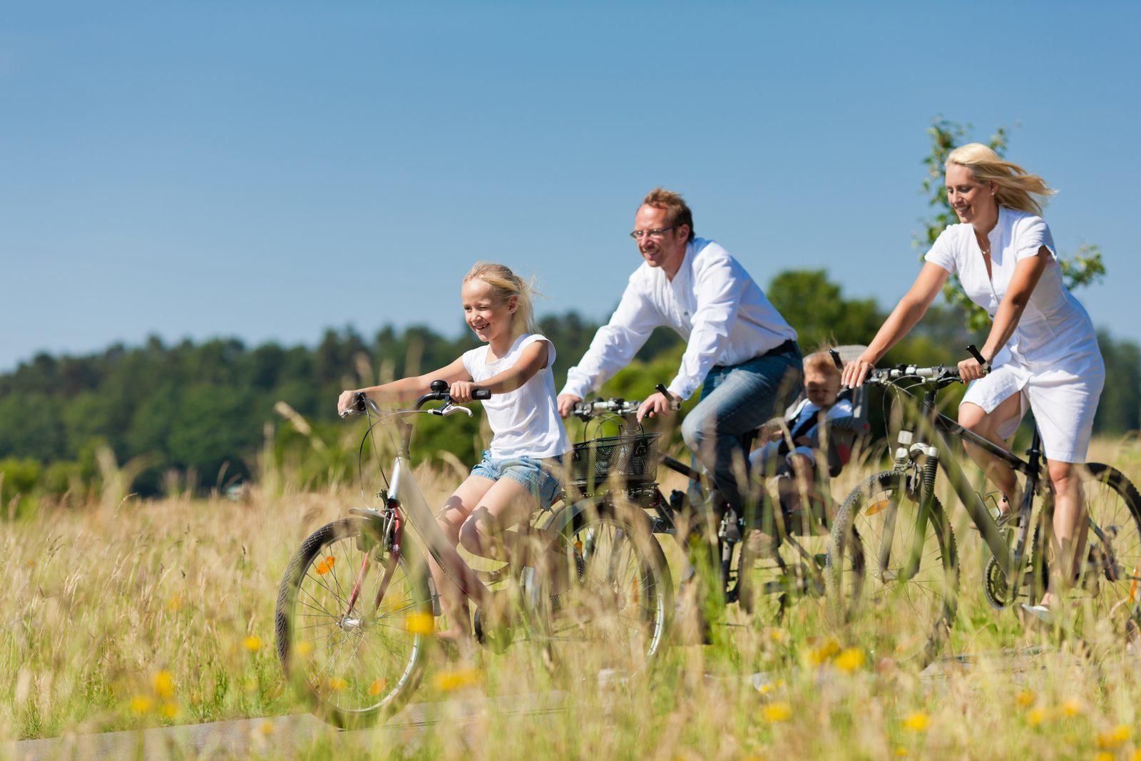 Familiehuis Nunspeet fietsen