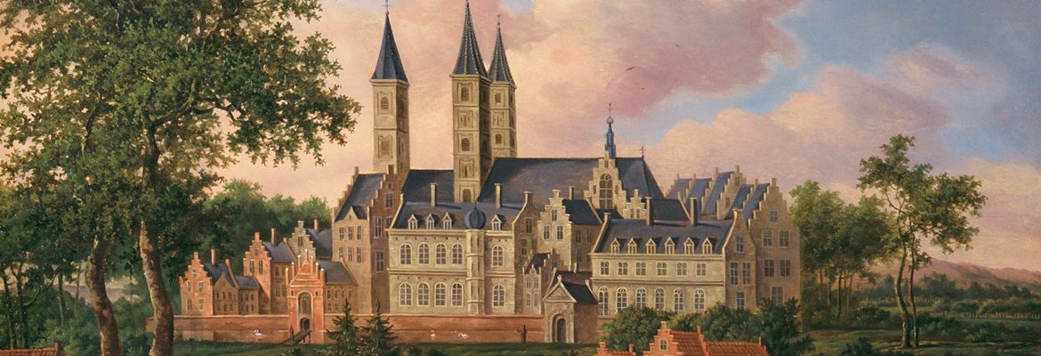 The Abbey from Egmond