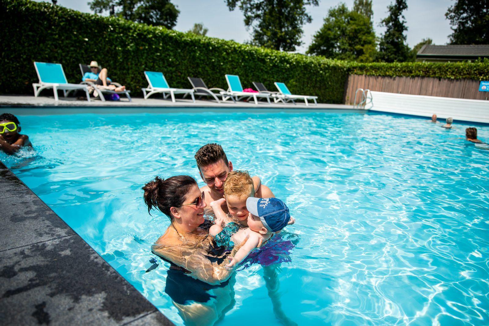 Les piscines sont à nouveau ouverteschez TopParken !