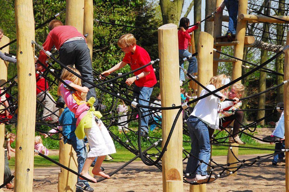 Le jardin d'enfants Gipsy à Nieuport