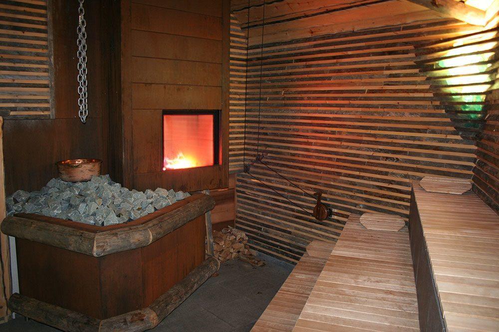 Villa Aqua Oostende sauna