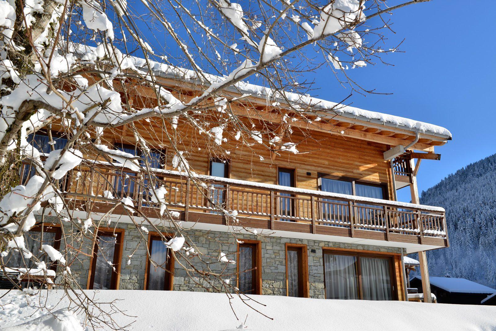 Ski destination Oasis Les Portes du Soleil
