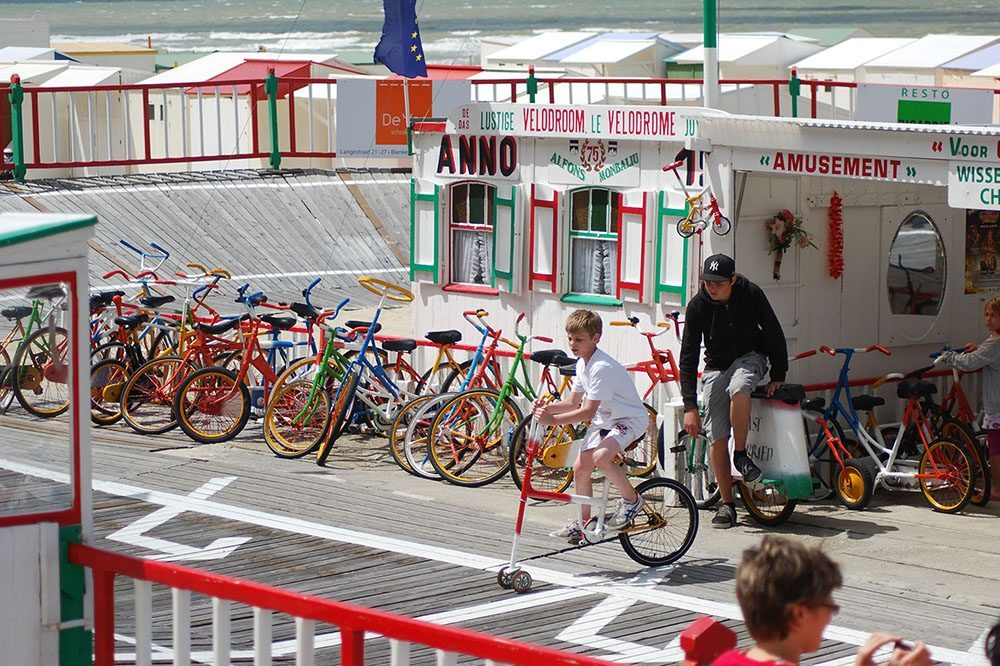 The Cheerful Velodrome Blankenberge