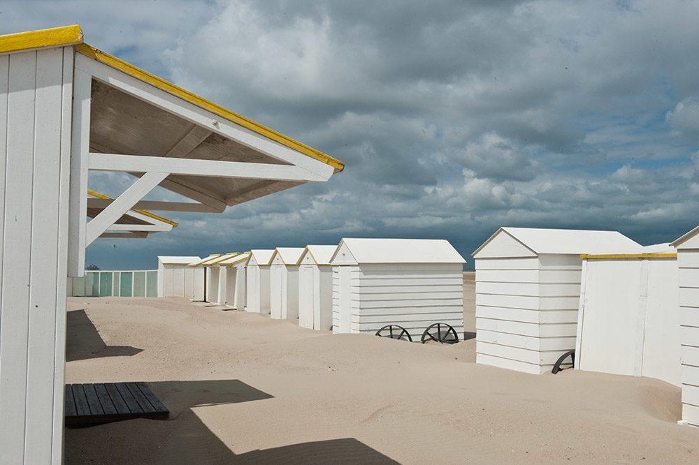 Zeebrugge beach