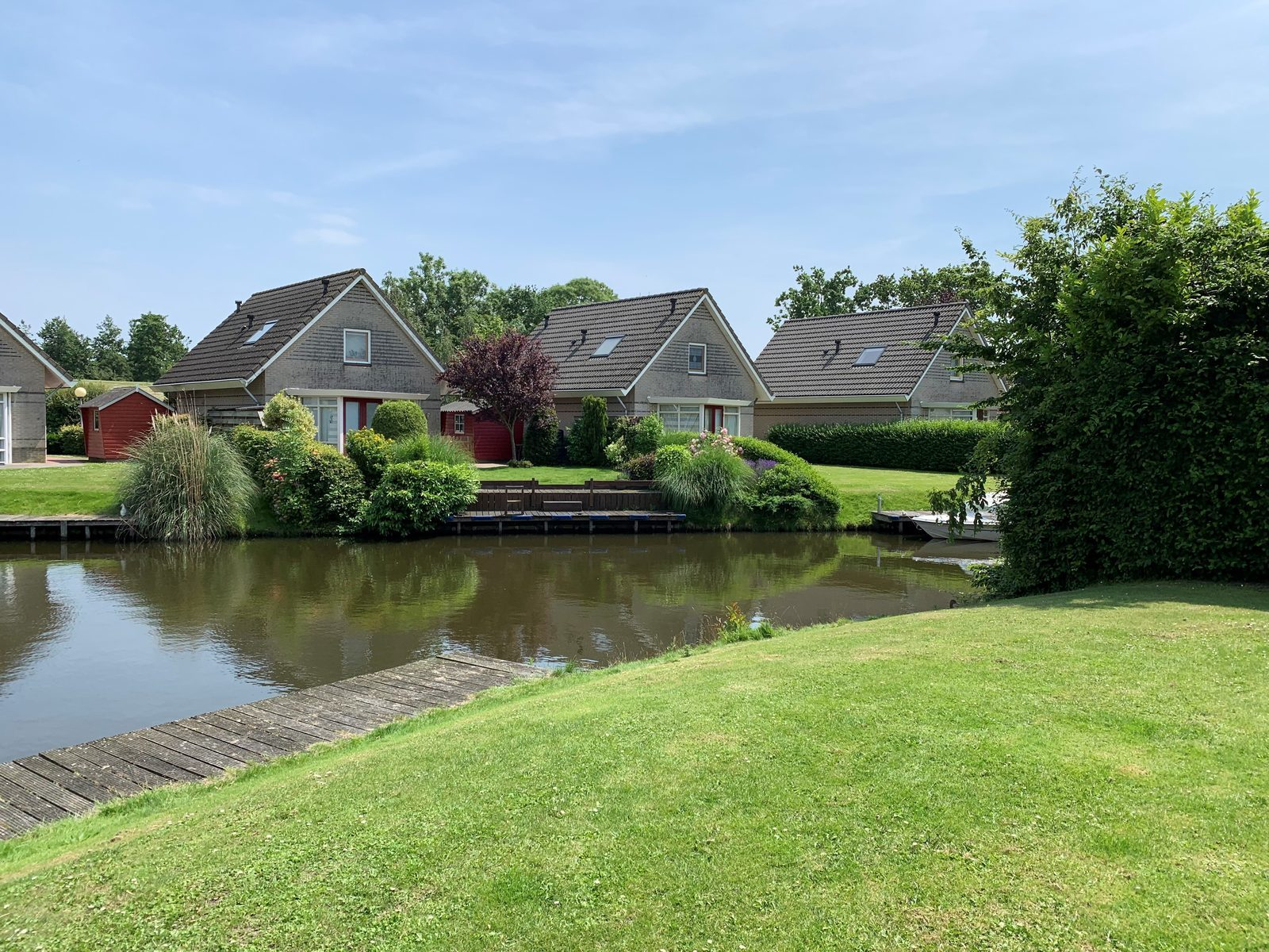 Holiday home for six people North-Holland