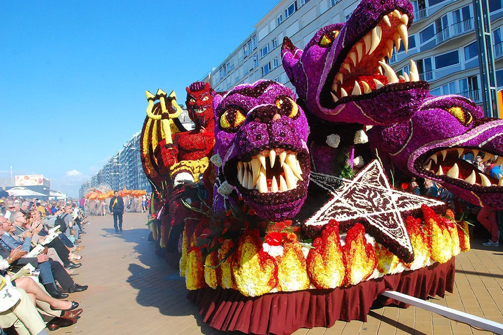 The Flower Parade