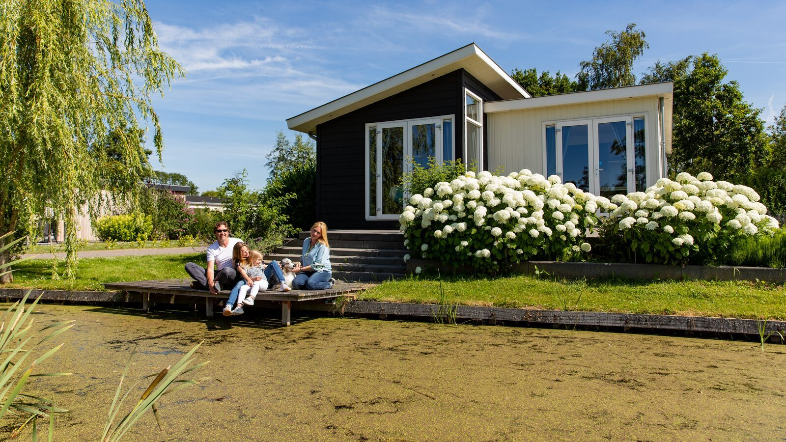 Vakantiewoning kopen in Nederland