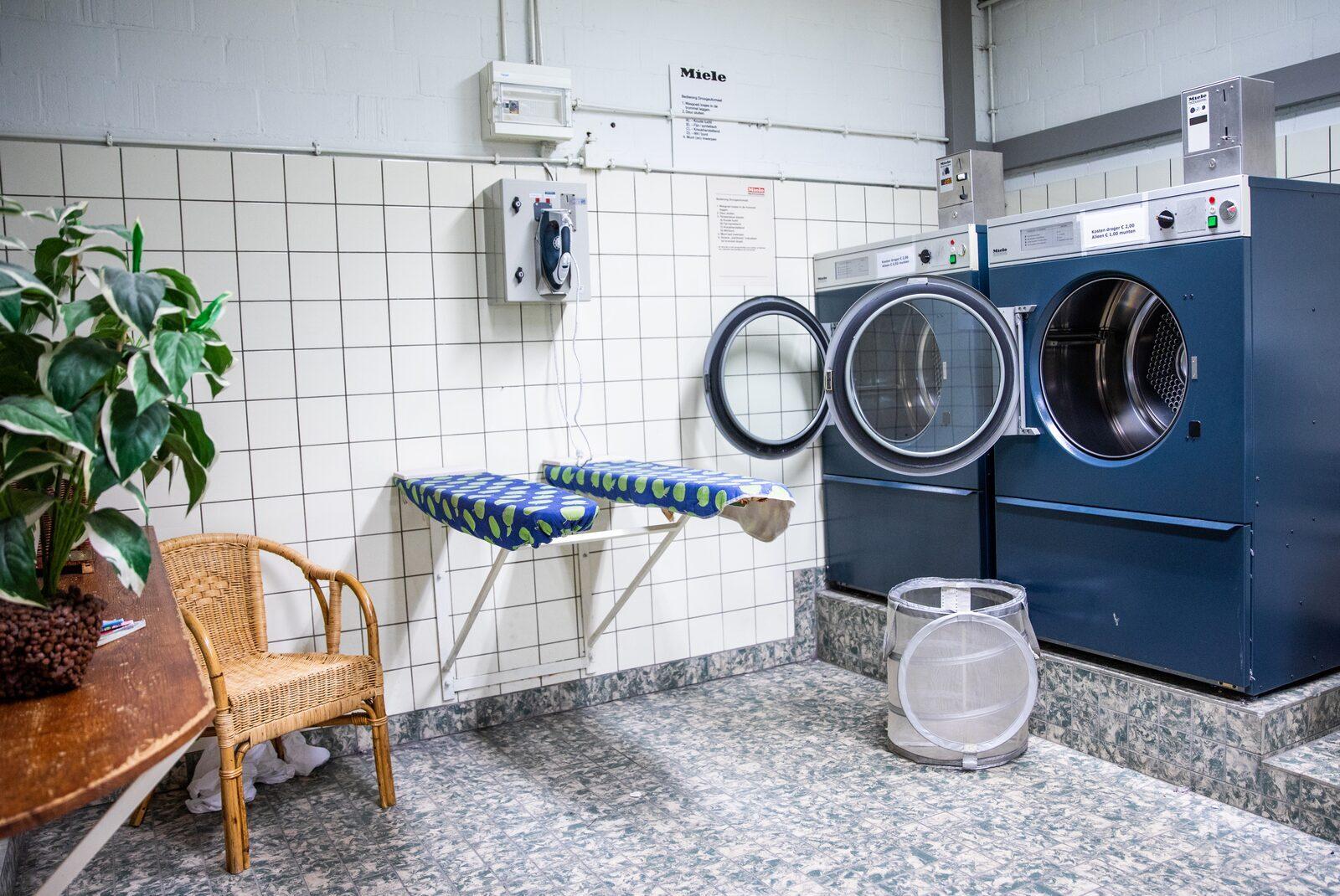 Wascheinrichtungen