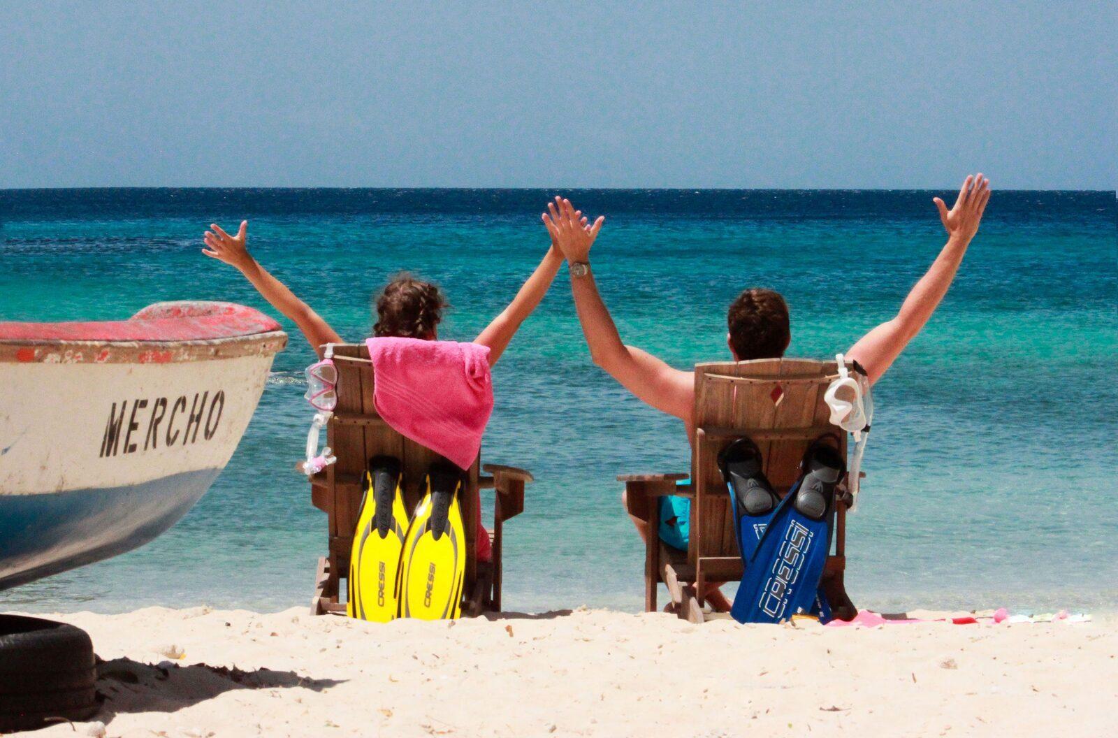 Strandvakantie Curaçao