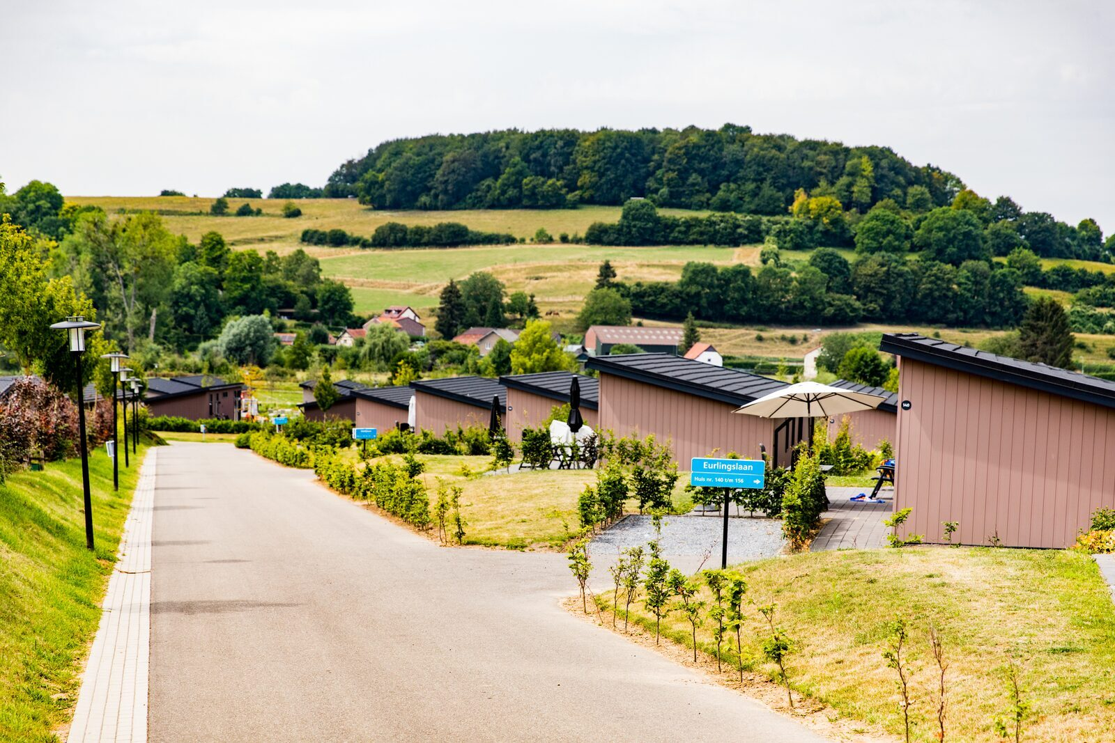 Parc de vacances dans le Limbourg méridional