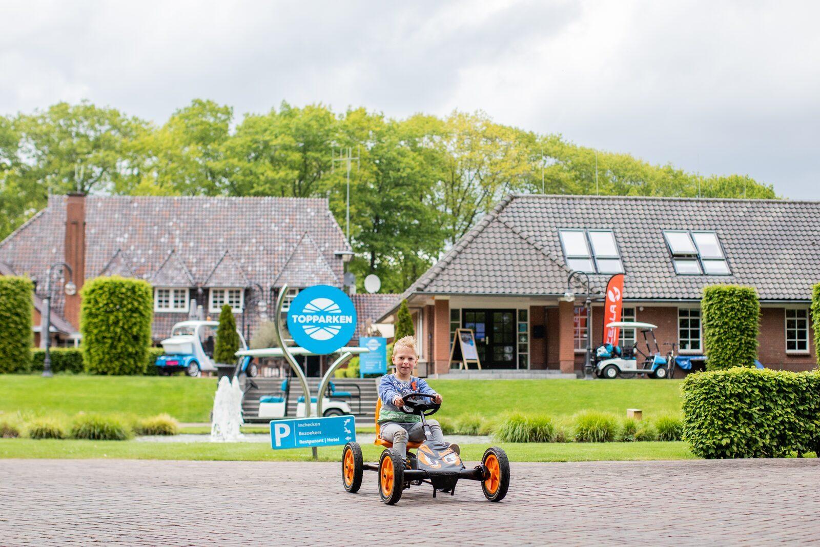 La location de go-karts à Landgoed de Scheleberg