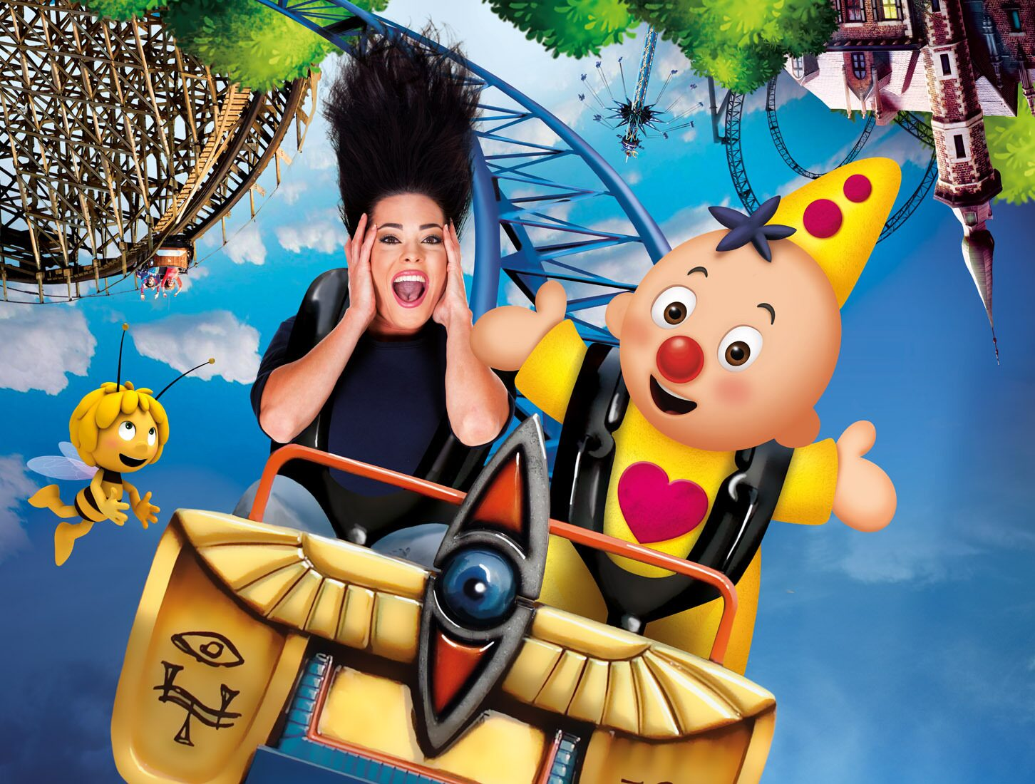 Plopsaland De Panne Package Deal