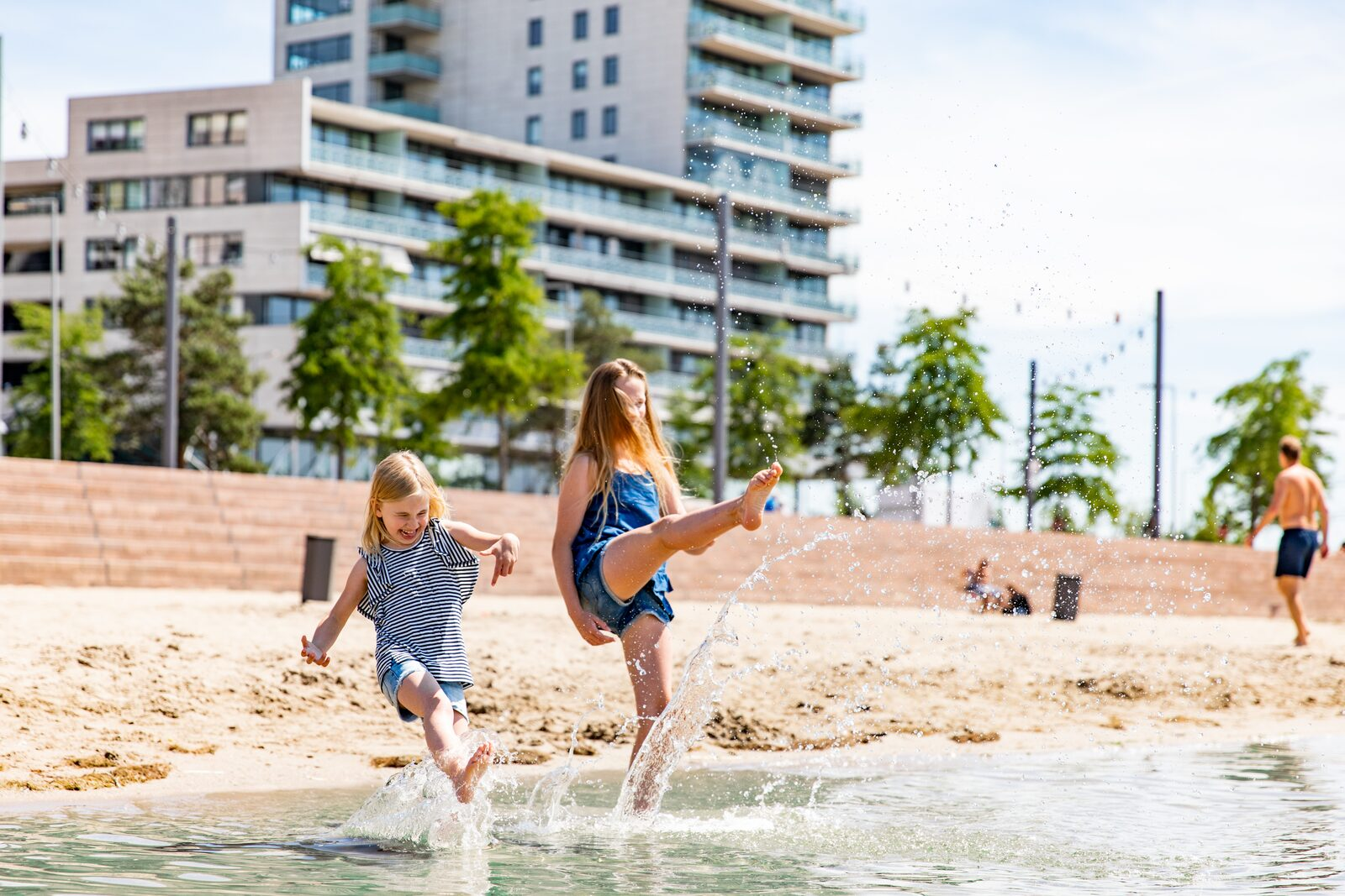Vacances avec les enfants aux Pays-Bas