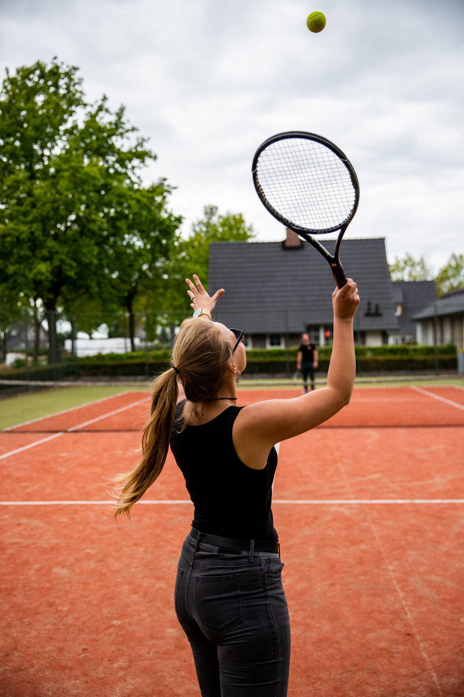 Tennis court 🎾