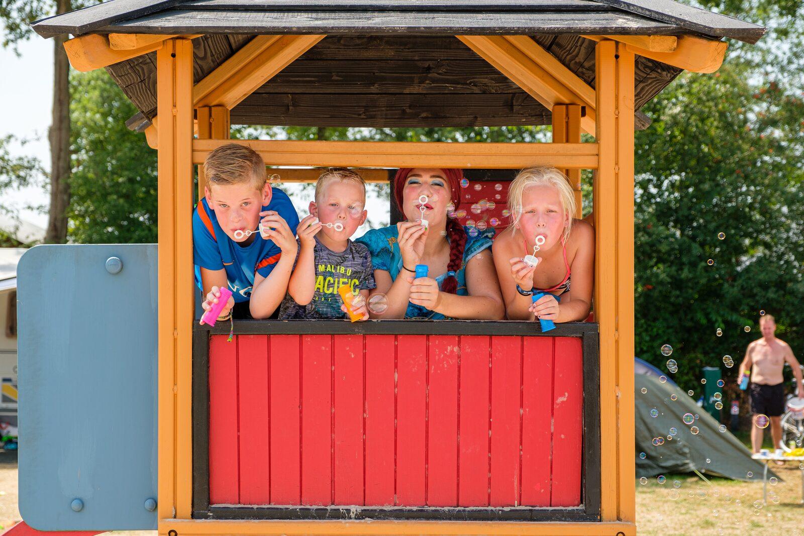 5-sterren camping Nederland