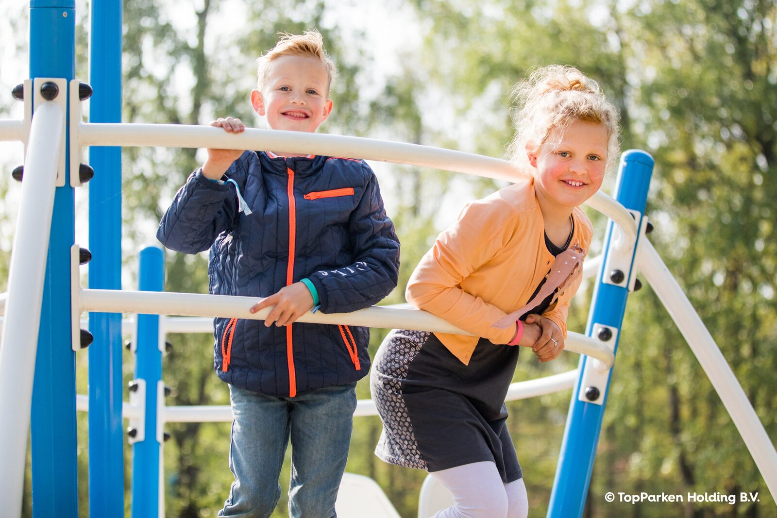Vakantieparken voor kinderen Nederland