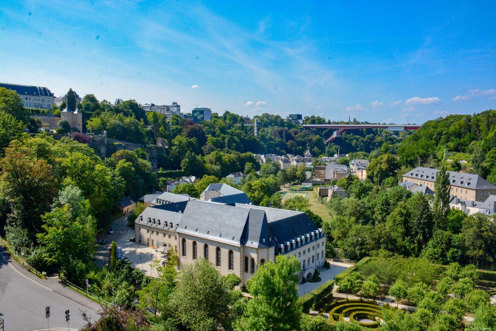 Bezoek Luxemburg vanaf Beter Uit vakantiepark Walsdorf