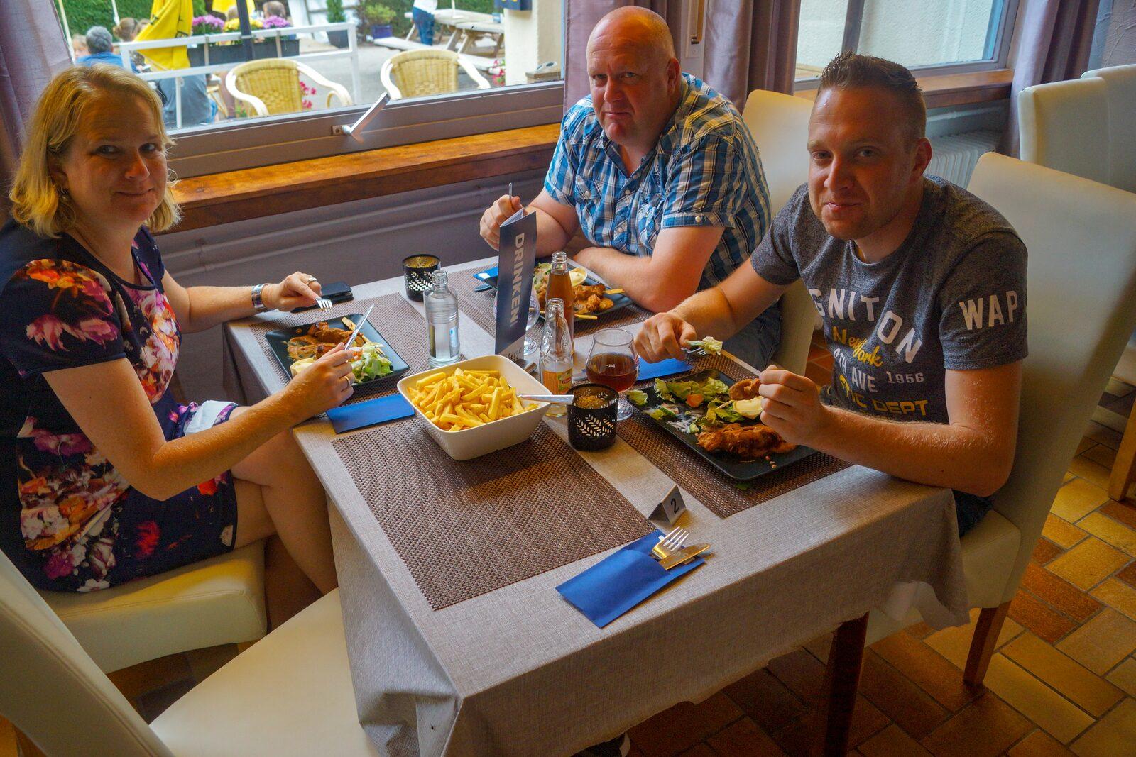 Abendessen Restaurant Walsdorf