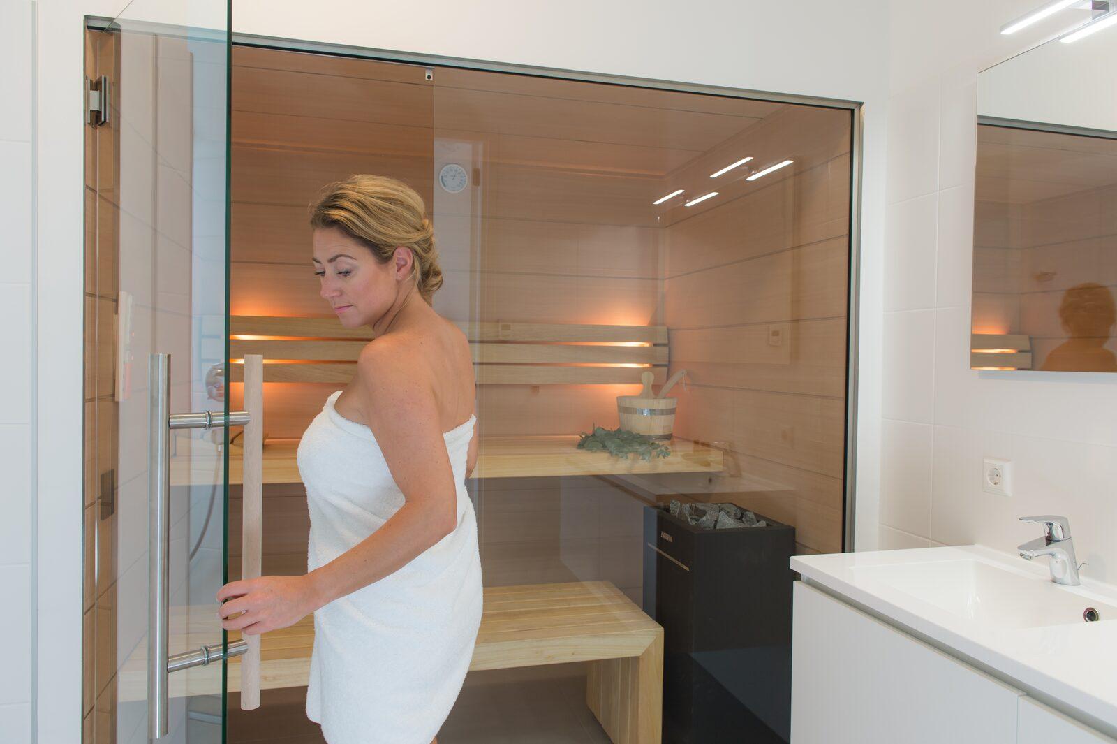 Luxe vakantievilla met sauna Zeeland