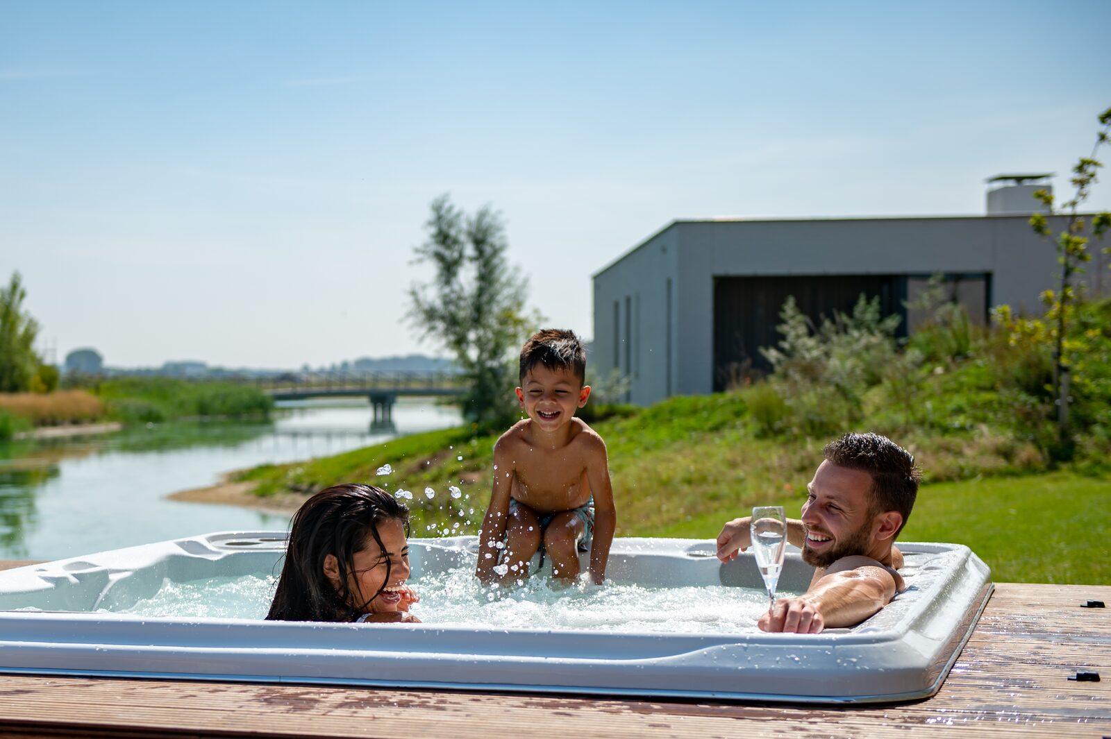 Vakantiehuis wellness Zeeland