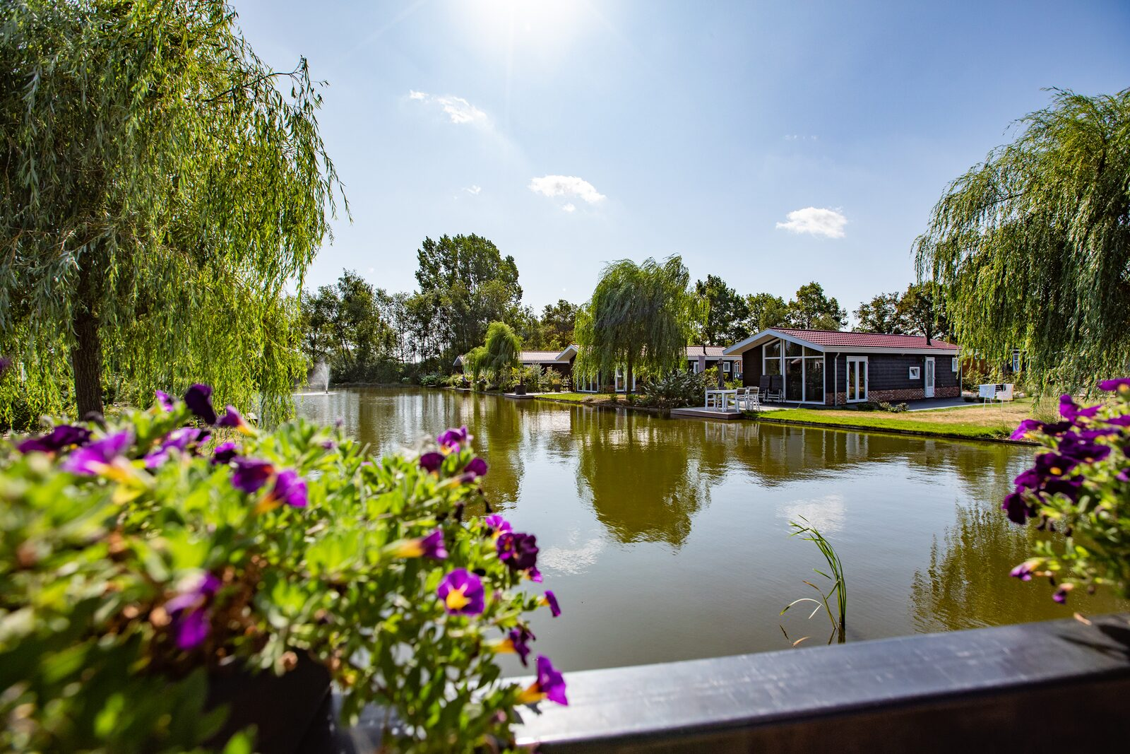 Discover our holiday parks with wifi