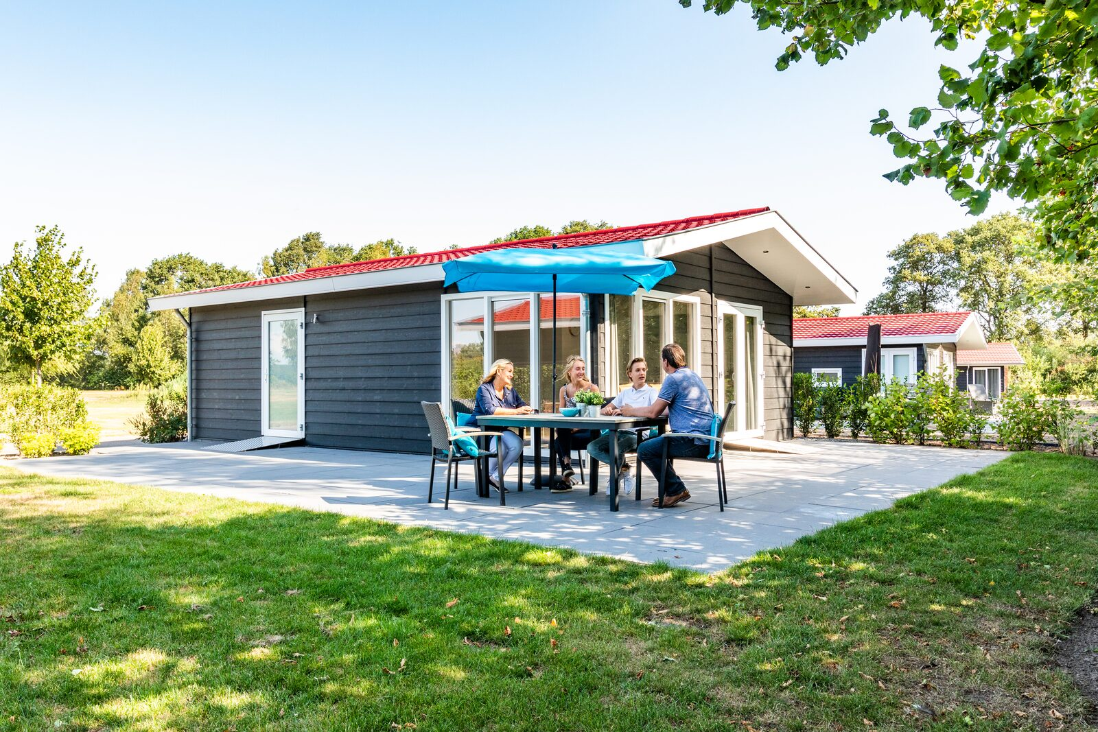 4-person holiday home TopParken