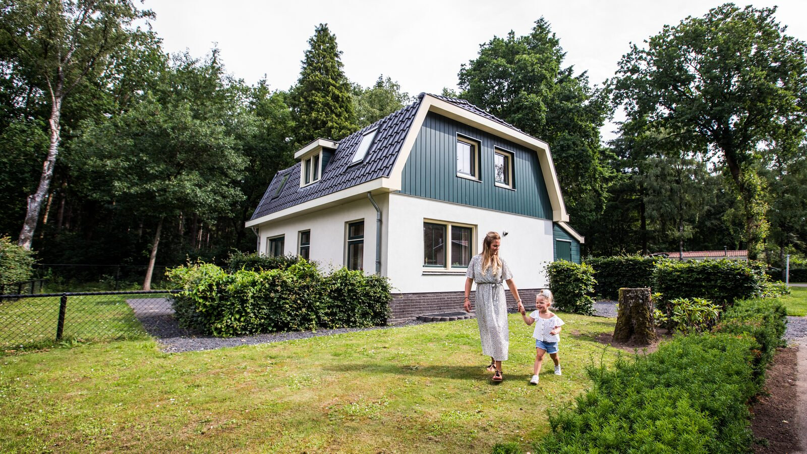 Holiday homes for sale at Forest park Ede