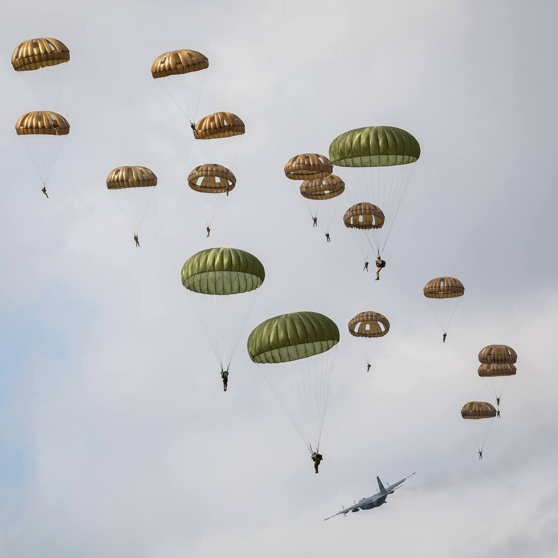 Airborne-Erlebnis Brücke zur Freiheit