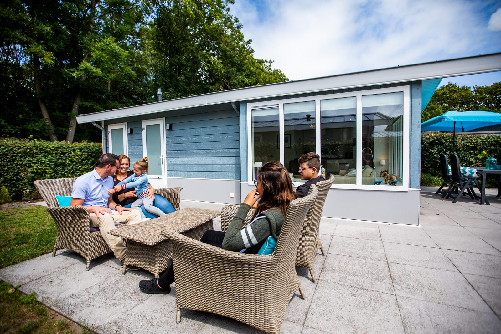 Angebot Bungalow Holland