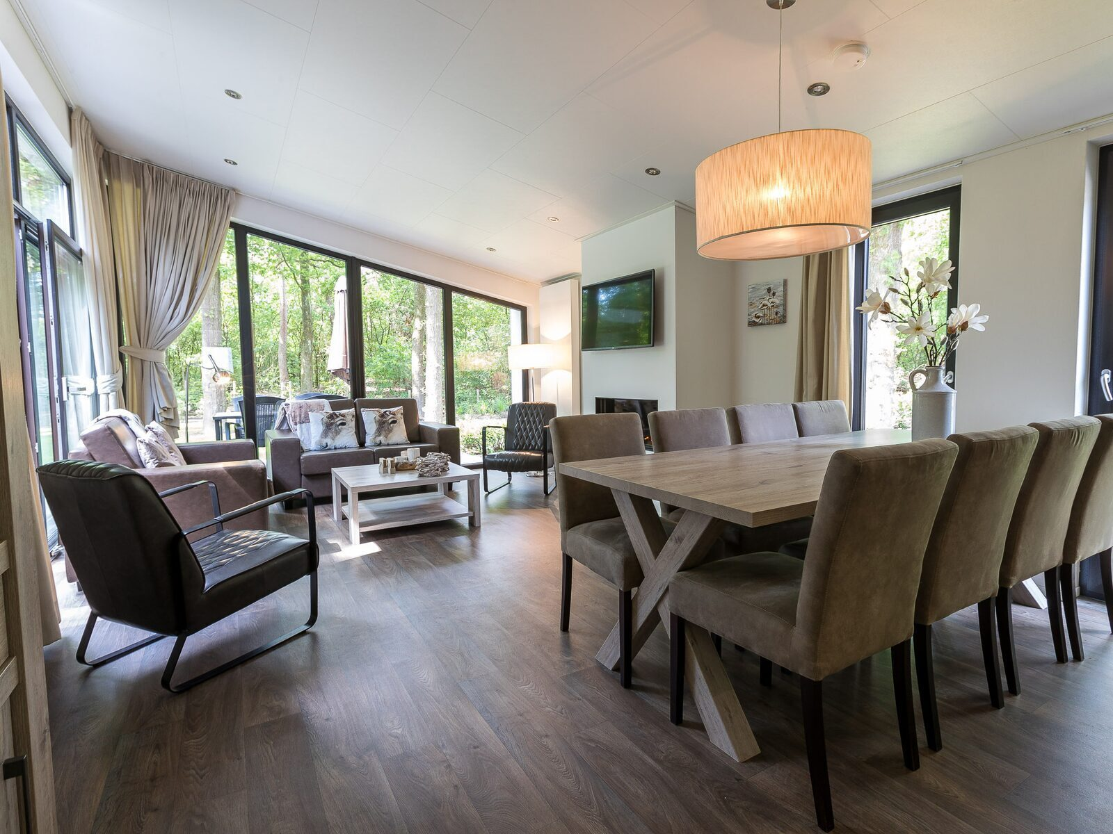 Take a look at our offer of holiday homes at the Hoge Veluwe