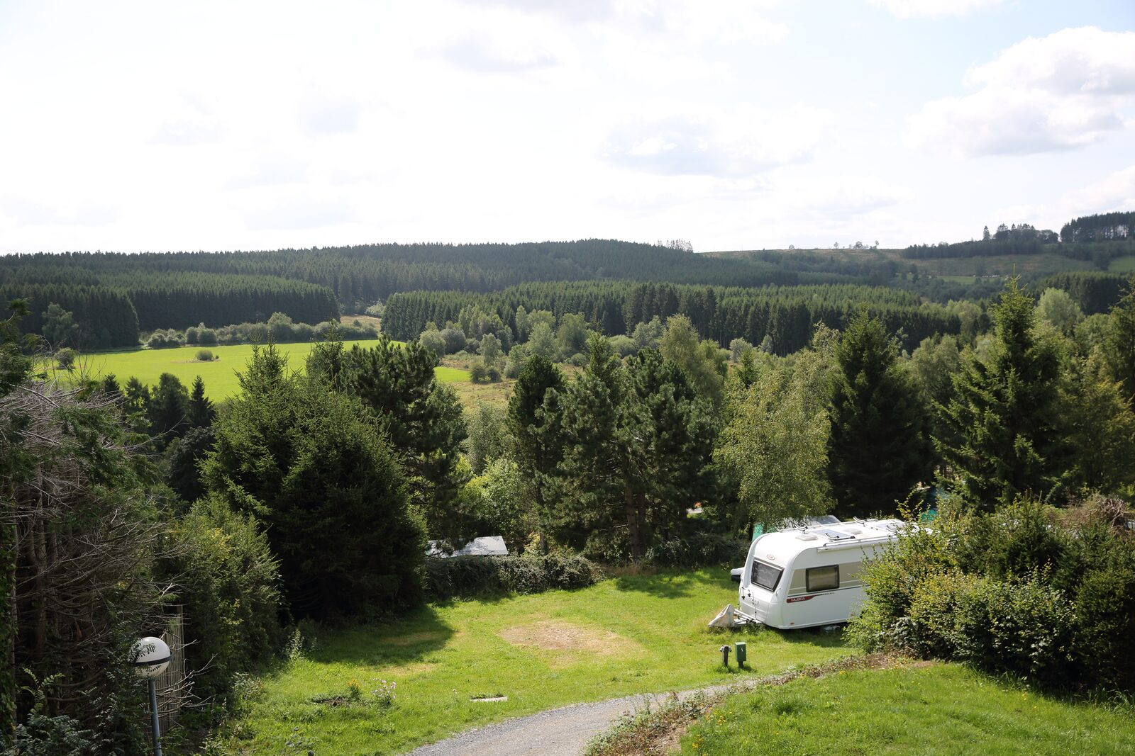 Camping Ardennen met hond