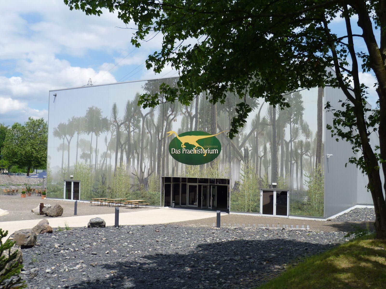 Prehistoric museum Gondwana