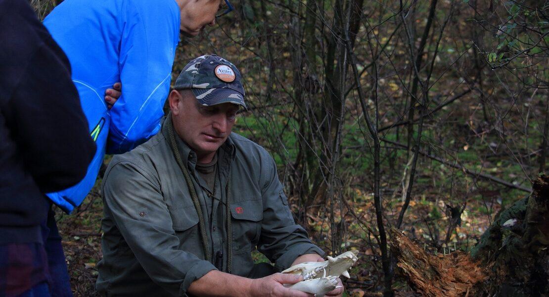Ruud, der Wildhüter | Park Berkenrhode