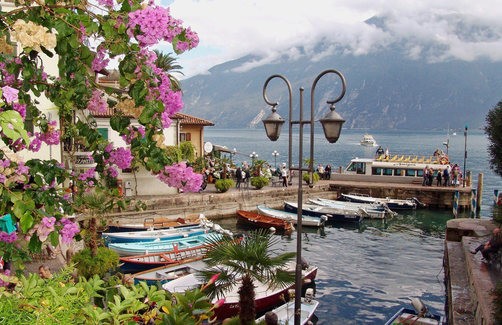 Safaritent Italië