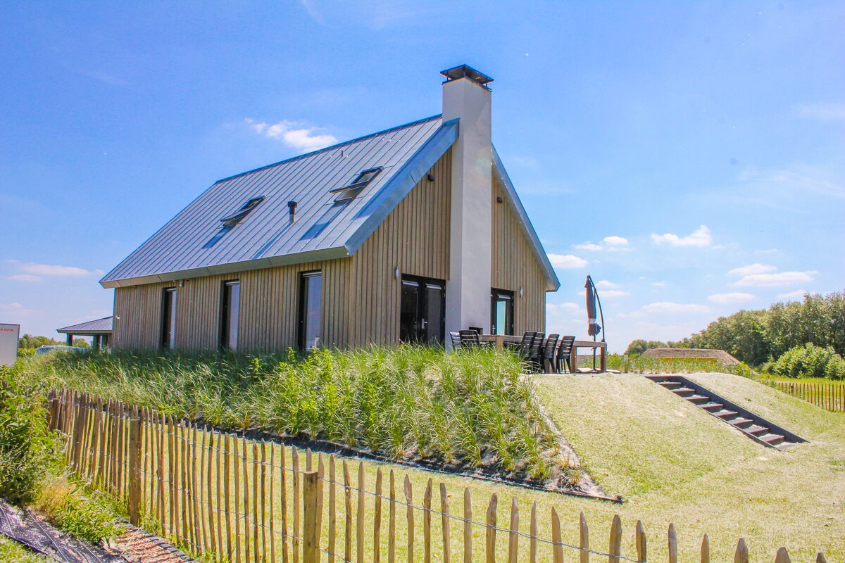 Large holiday homes Zeeland