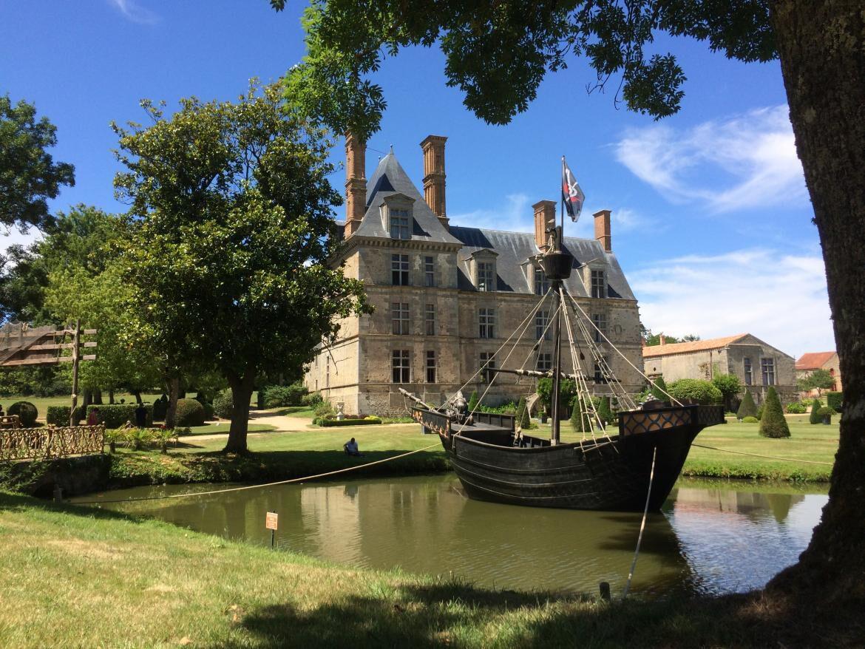 Le Château des Aventuriers
