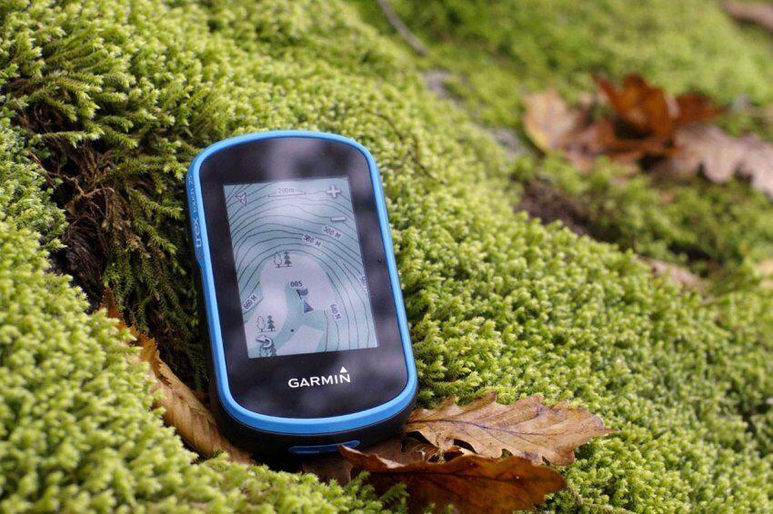 GPS wandeltocht