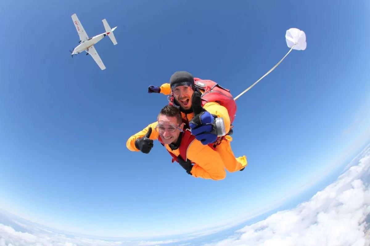 Parachute center Texel