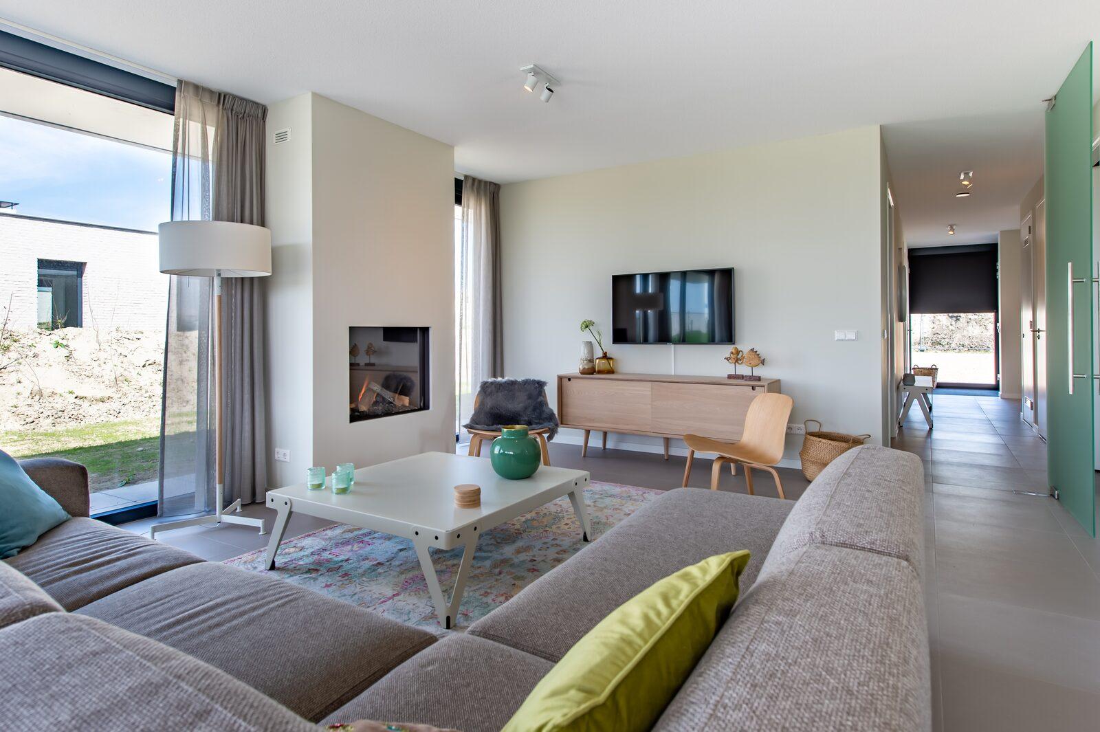 Luxe vakantiehuis zeeland duinvallei 24 de groote duynen