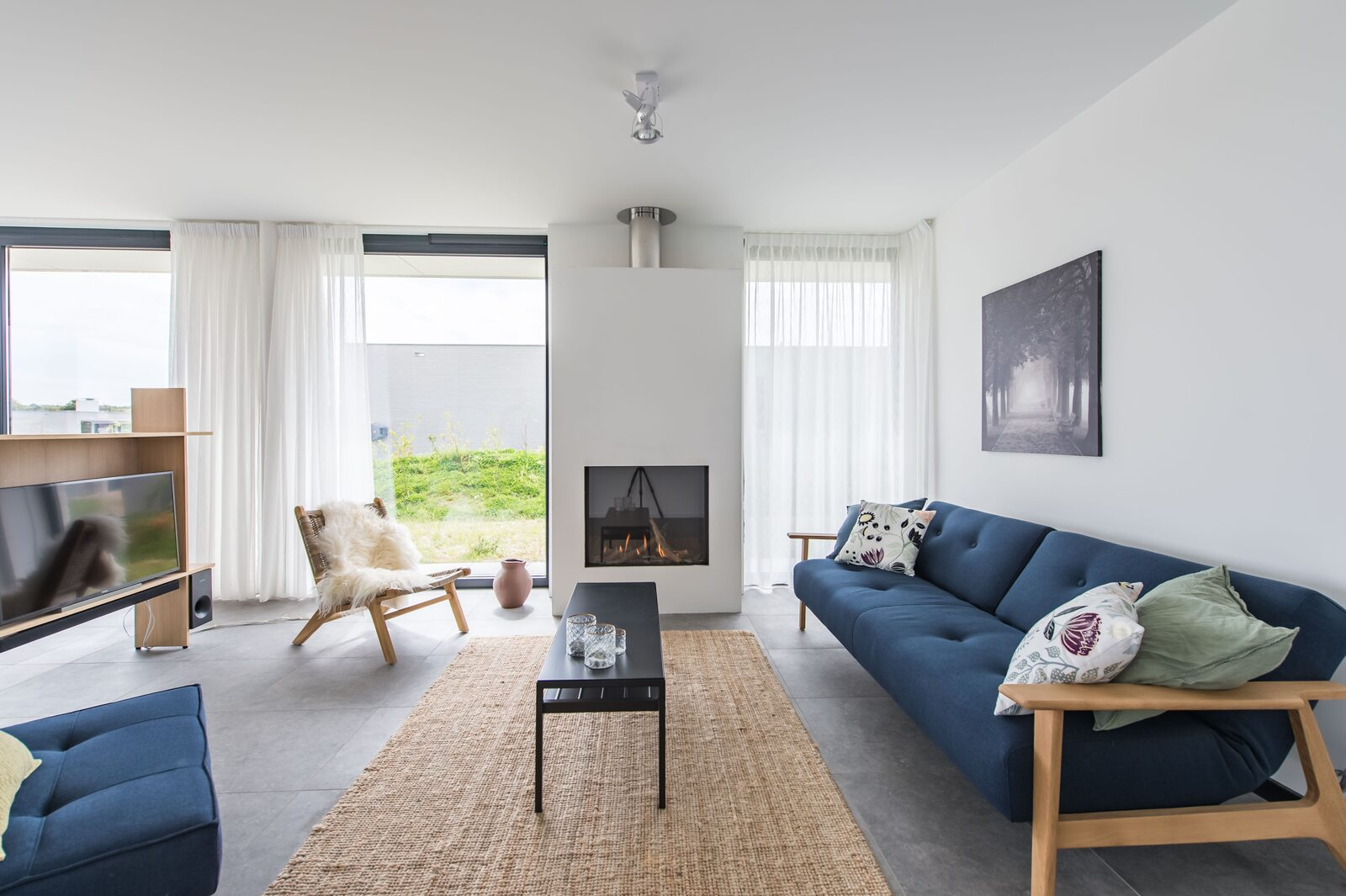 Luxus-ferienhaus zeeland zandbank 8 de groote duynen