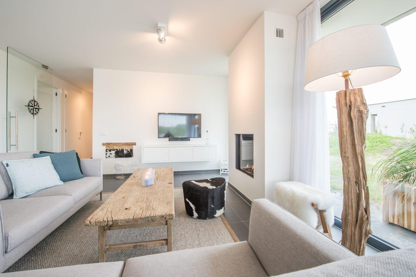 Luxus-Ferienhaus mit sauna zandbank 23 de groote duynen