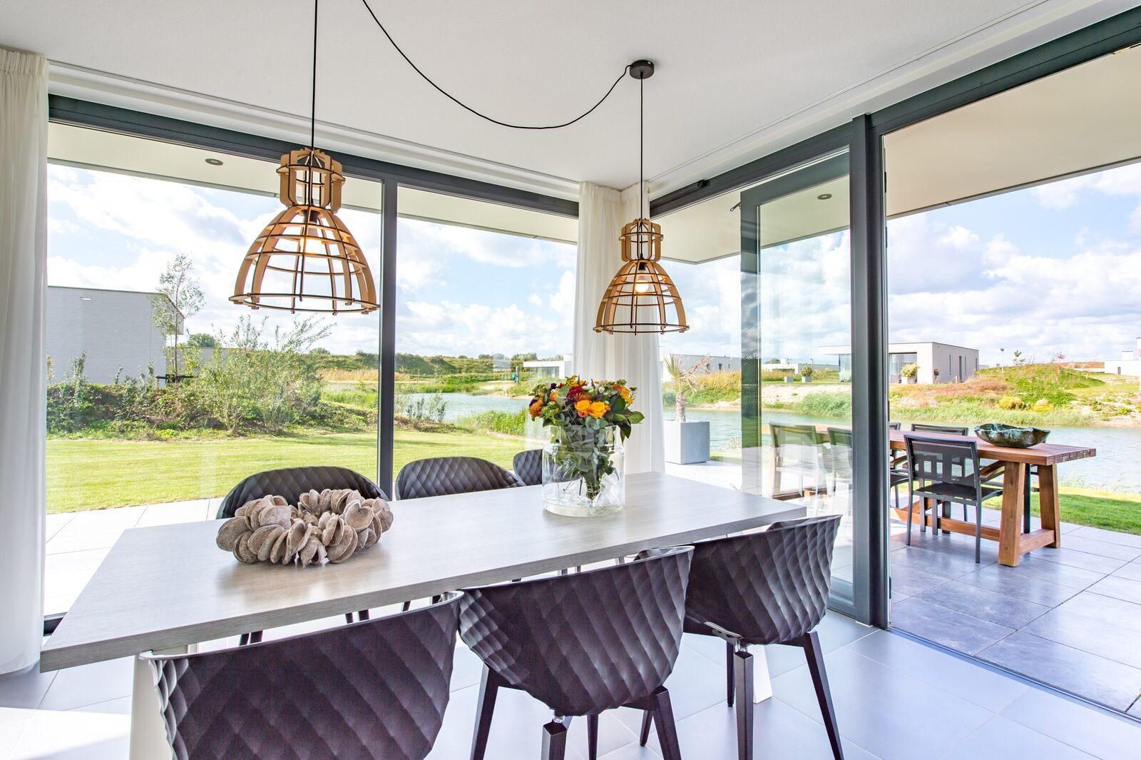 Luxus-Ferienhaus zeeland waterlijn 5 de groote duynen