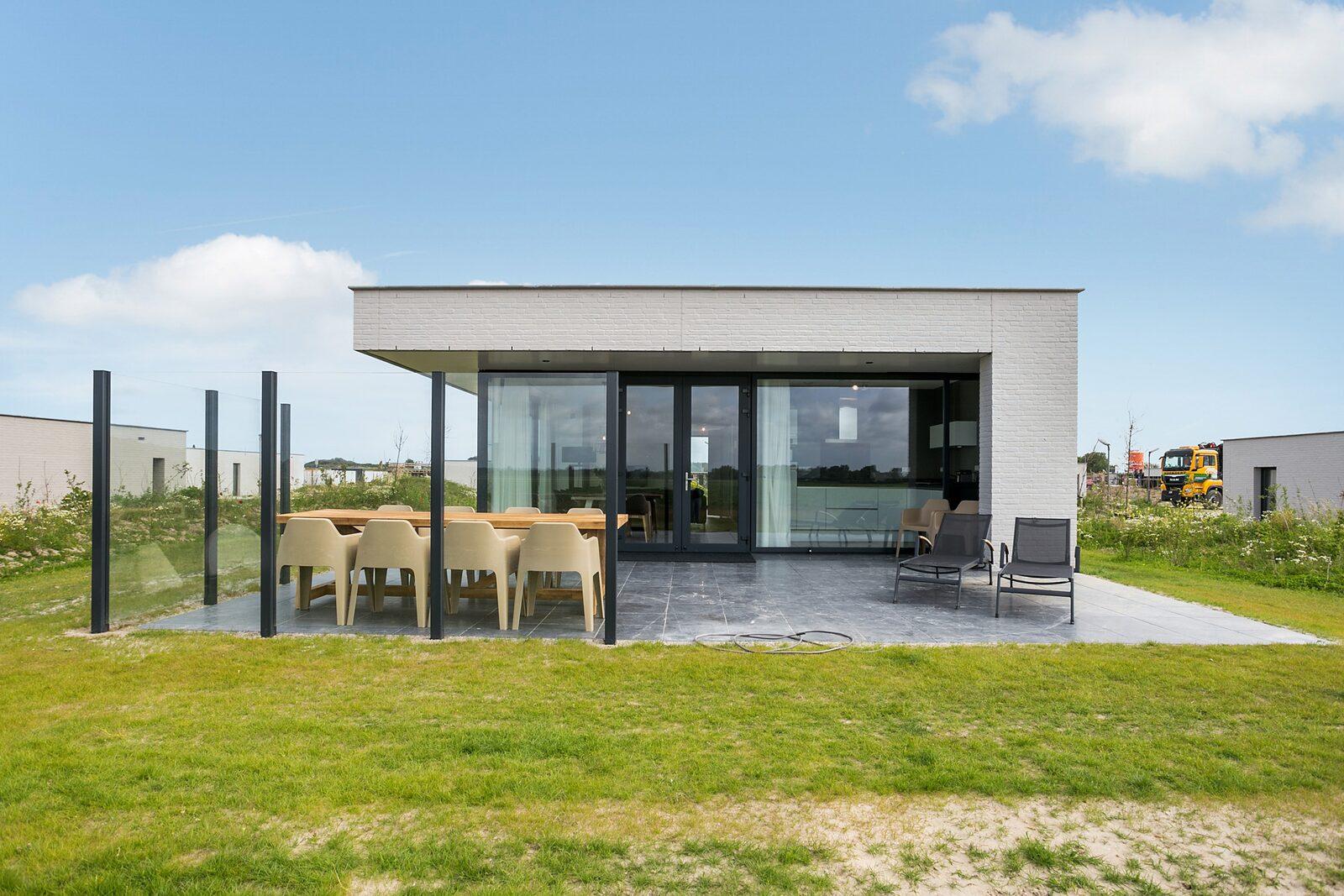 Luxus-Ferienhaus zeeland waterlijn 18 de groote duynen