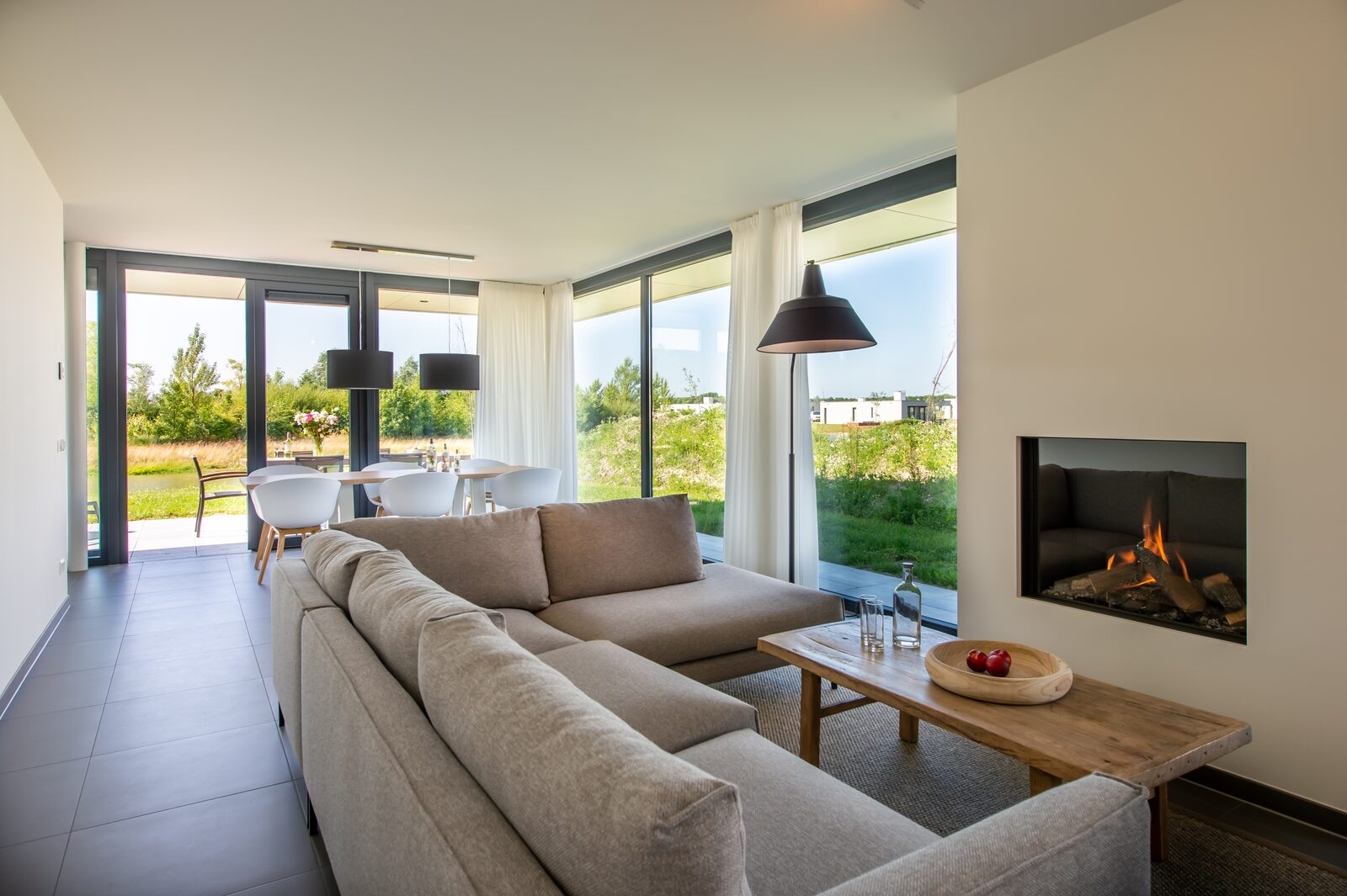 Luxus-Ferienhaus zeeland duinvallei 36 de groote duynen